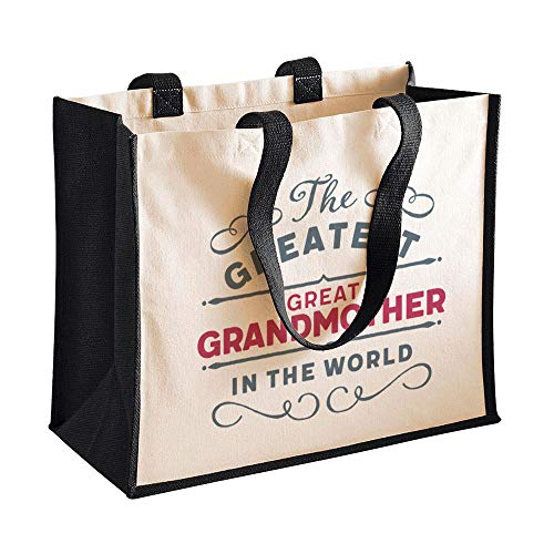 Great Grandmother Gift Bag Birthday Personalised Present Mother's Day...