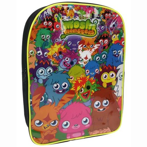 [UK-Import]Moshi Monsters Characters Backpack