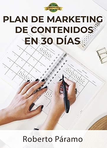 Plan de MARKETING DE CONTENIDOS en 30 días