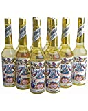 PACK DE SEIS (6)  BOTELLAS DE Agua de Florida Original Peru Amarilla 270 ml.