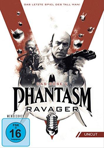 Phantasm V - Ravager - Das Böse V - Uncut