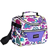 Kids Lunch Bag insulated Lunch Box Lunch Organizer Cooler Bento Bags for School Work/Girls Boys...