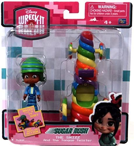 Wreck-it Ralph The Swizz & The Tongue Twister by Wreck-It Ralph