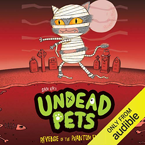 Undead Pets: Revenge of the Phantom Furball cover art