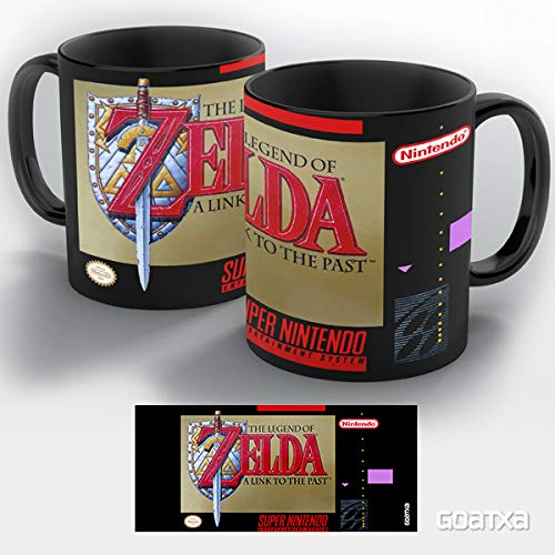 GOATXA Zelda-Taza