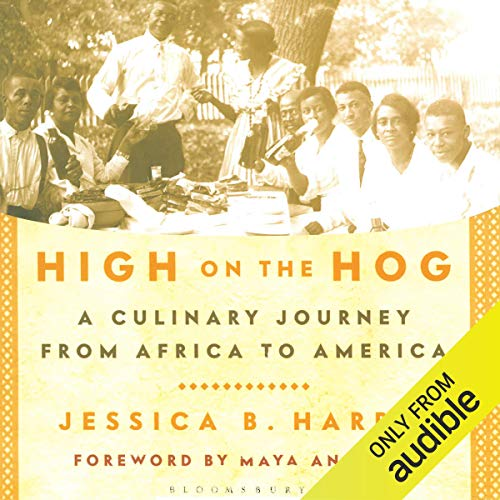 High on the Hog Audiobook By Jessica B. Harris cover art