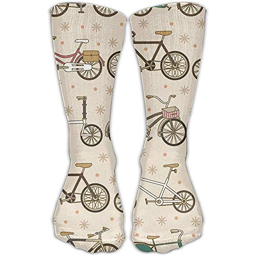 yantaiyu-sock con bicicletas clasicas