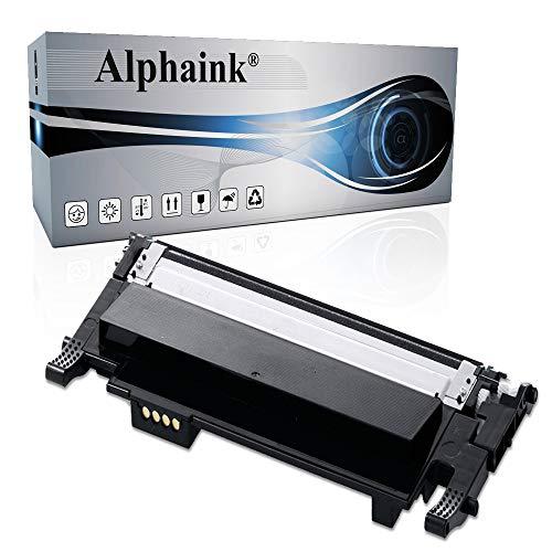 Alphaink Toner Nero Compatibile con Samsung CLT-k406S per stampanti Samsung Xpress C460FW C410W C460 CLP-365 CLP-365W CLP-360 CLX-3305 CLX-3305FW