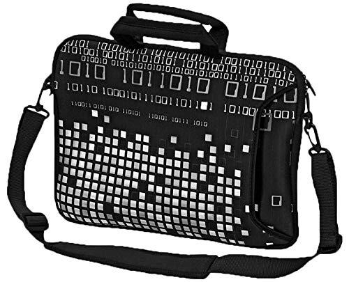 Luxburg - Borsa morbida per computer portatile da 13', con manico