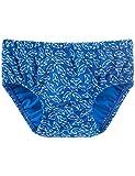 Schiesser Baby-Jungen Aqua Windelslip Badehose, Blau (Blau 800), 92 (Herstellergröße: 414)