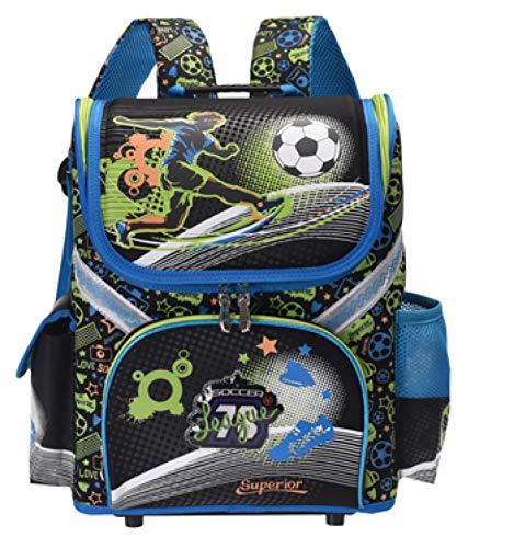 AXUHENGO Mochila escolar con diseño de mariposa para niños, Mochila ortopédica plegable de EVA, Mochilas escolares para niños y niñas, Mochila Infantil 08