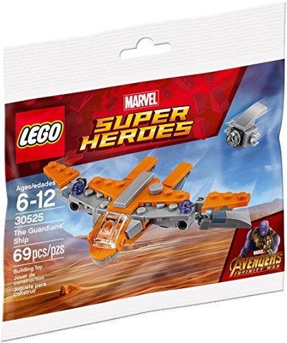 LEGO LEGO-5702016122442 Schiff der Wächter, Multicolore, 30525
