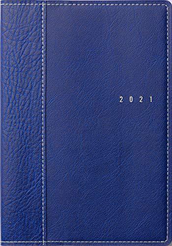 高橋 手帳 2021年 B6 ウィークリー シャルム 5 ネイビー No.355 (2021年 1月始まり)