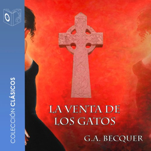 La venta de los gatos [The Cat Sale] audiobook cover art