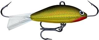 Rapala Jigging Shad Rap 05 Fishing lure, 2-Inch, Gold