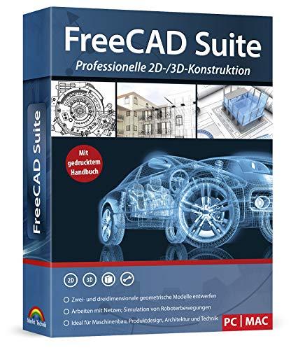 Markt+Technik -  FreeCAD Suite -