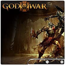God of War 3 III Game Skin for Sony Playstation 3 Slim Console