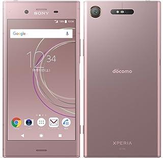 docomo Xperia XZ1 SO-01K Venus Pink 白ロム
