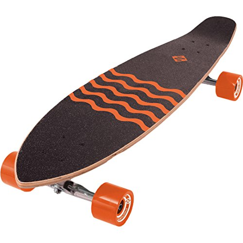 kicktail longboard