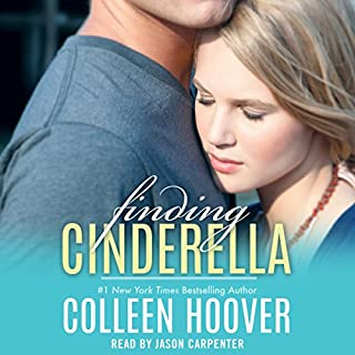 Finding Cinderella audiobook cover art