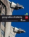 Geografía e historia. 4 ESO. Savia. Andalucía