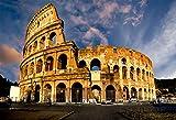 Oedim Cuadro Coliseo Romano de 95x65cm   5mm de Grosor   8 Modelos Diferentes a Elegir