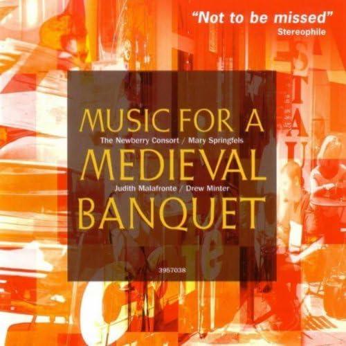 The Newberry Consort, Mary Springfels, Drew Minter & Judith Malafronte