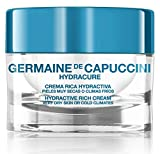 Germaine De Capucccini Hydracure Crema hidratante para pieles muy secas, 50 ml