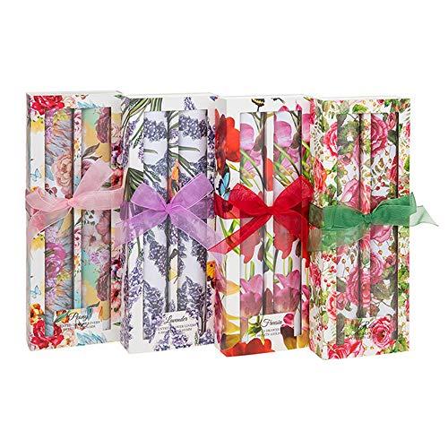 Shudehill Giftware parfumée Jardin de tiroir parfumés – 8 Sacs 420 x 285 mm – Boîte Cadeau