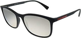 برادا لينيا روسا نظارات شمسية للـرجال لون العدسة ، رمادي ، موديل - 01TS