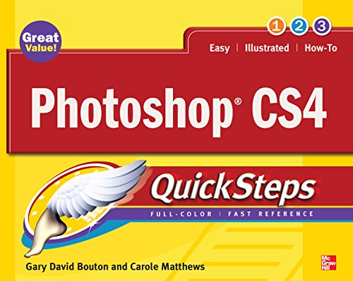 Photoshop CS4 QuickSteps (English Edition)