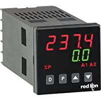 Red Lion T48 1/16 DIN Logic/SSR Temperature Controller with Solid State Output, 18-36 VDC/24 VAC by Red Lion