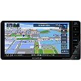 ケンウッド カーナビ 彩速ナビ 7型ワイド MDV-L407W 専用ドラレコ連携 無料地図更新/ワンセグ/Wi-Fi/Android&iPhone対応/DVD/SD/USB/VICS/タッチパネル