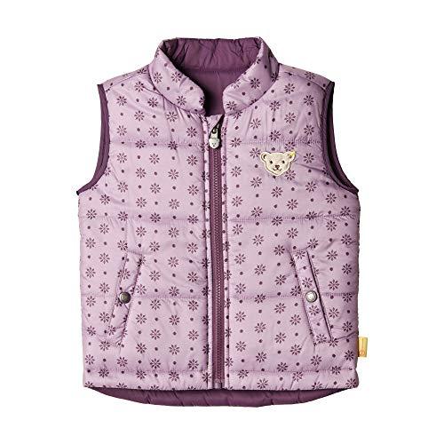 Steiff Weste Gilet, Viola (Lavender Mist 7020), 86 Bimba
