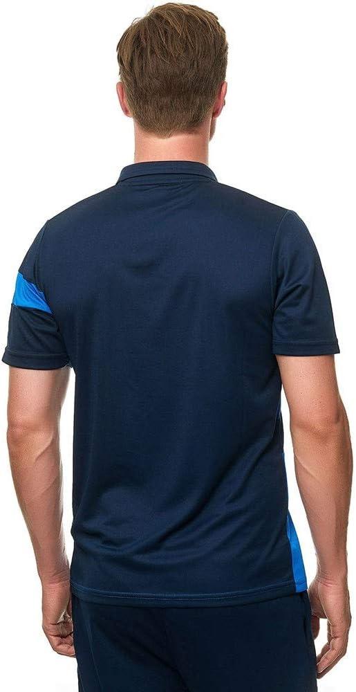 Sporty Short Sleeve Lightweight Polo Shirt for Men or Women Butterfly Kisa Table Tennis Shirts