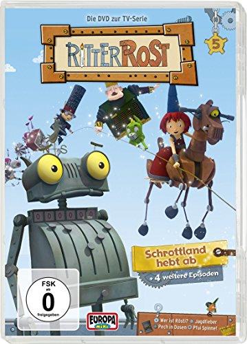 Ritter Rost - Vol 5: Schrottland hebt ab