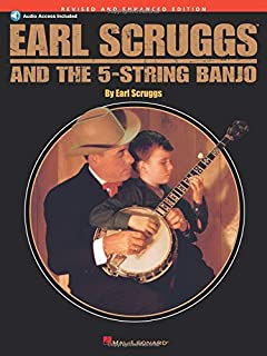 Earl Scruggs And The Five String Banjo (Cd Edition) Bjo Book/Cd