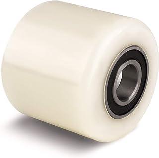 Rodillo de carga de nailon para palés (70 mm de diámetro,
