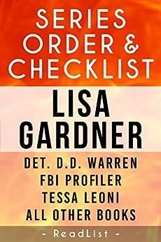 Lisa Gardner Series Order & Checklist: Detective D.D