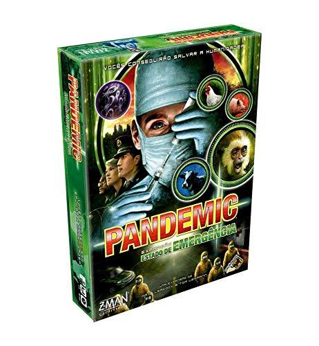 Pandemic: Estado de Emergência (Expansão)