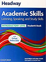 Headway Academic Skills: Introductory: Listening, Speaking, and Study Skills Student's Book with Oxford Online Skills