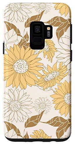 Galaxy S9 Wildflower Phone Case Case