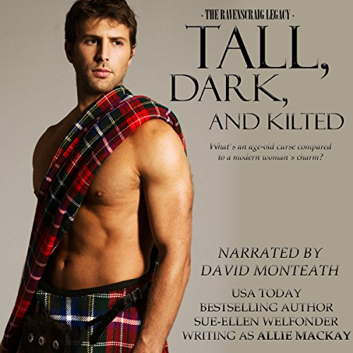 Tall, Dark, and Kilted audiobook cover art