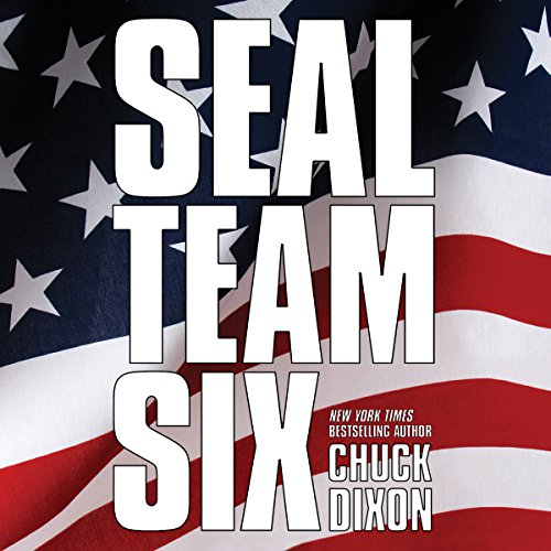 SEAL Team Six: The Novel cover art