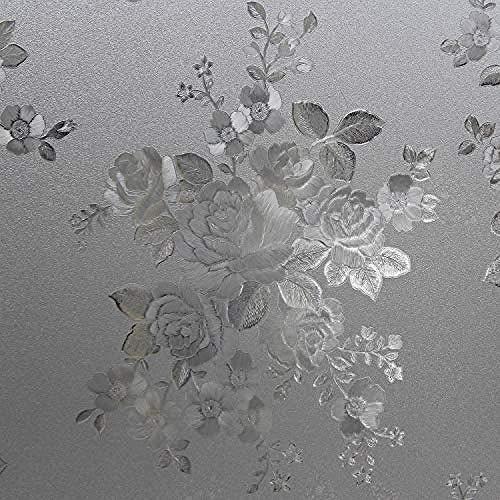 meijiago Glas-Fensterfolie, 23.6 Inch x 32.8 Feet