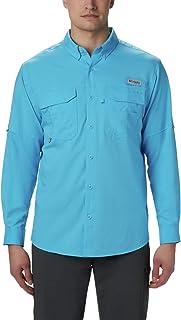 Columbia Men's Blood and Guts Iii Ls Woven Shirt