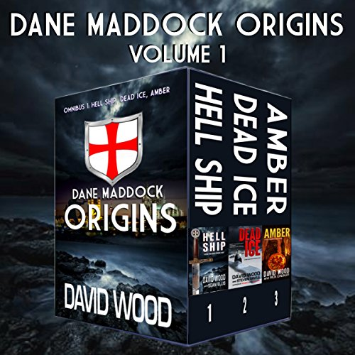 The Dane Maddock Origins: Omnibus 1  By  cover art