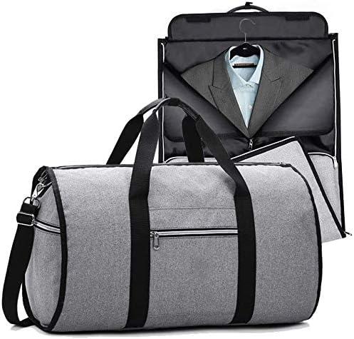 SHENGDAFASHANGCHENG Convertible Ranking TOP20 Garment Bag Du Carry on Gorgeous