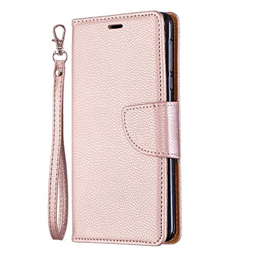 %7 OFF! Flip Case for Samsung Galaxy NOTE 10, Leather Cover Business Gifts Wallet with extra Waterpr...