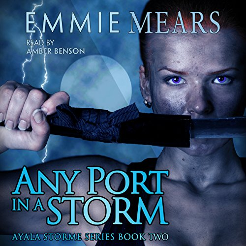 Any Port in a Storm audiobook cover art